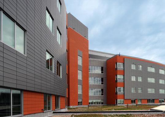 habillage de façade alucobond verre aluminium tanger tétouan maroc Revêtement de façade aluminium composite panel alucobond